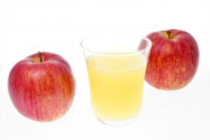 りんごは栄養豊富