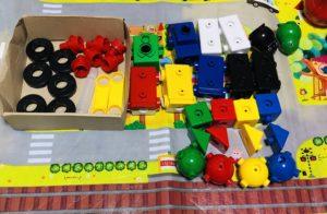 我が家で使用したブロック