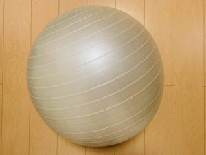 バランスボールの大きさ